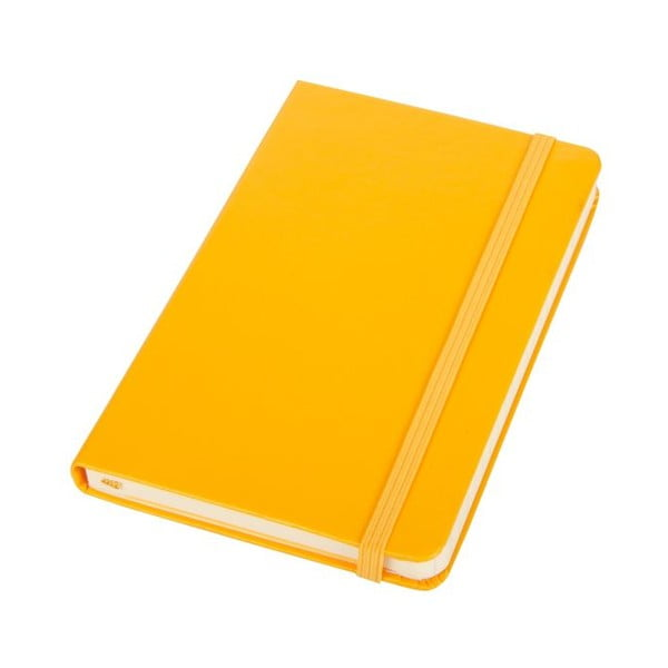 Notes Orange Hard, w linie