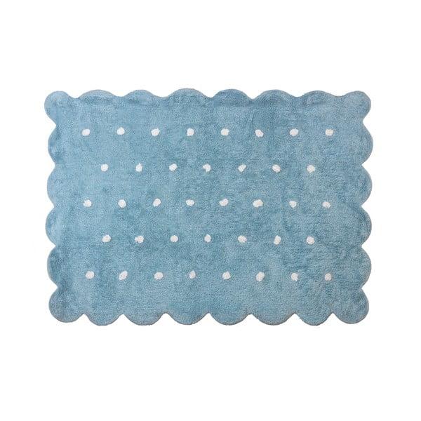 Dywan Cookie 160x120 cm, niebieski