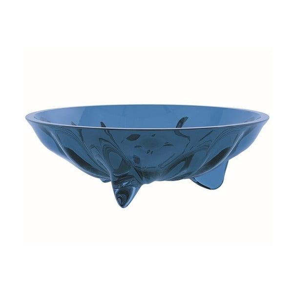 Ciemnoniebieska miska deserowa Fratelli Guzzini Aqua