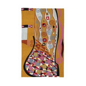 Dywan Klimt Blue/Tan, 180x120 cm