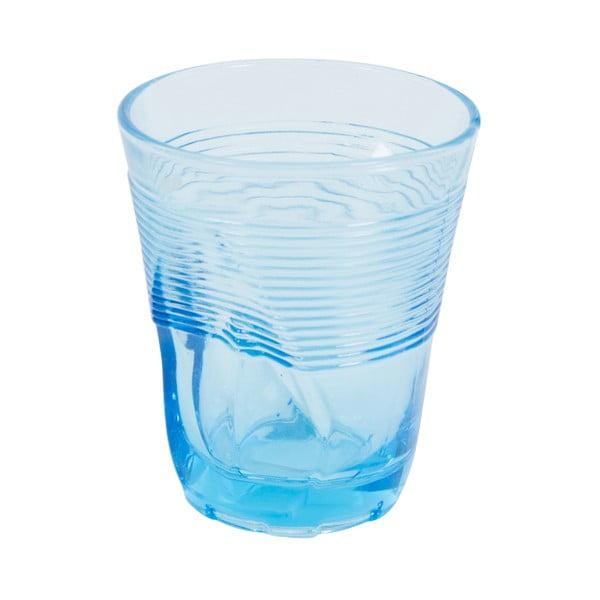 Zestaw 6 jasnoniebieskich szklanek Kaleidos, 360ml