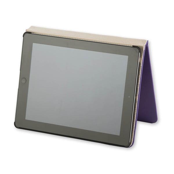 Fioletowe etui na iPad 3/4 Moleskine