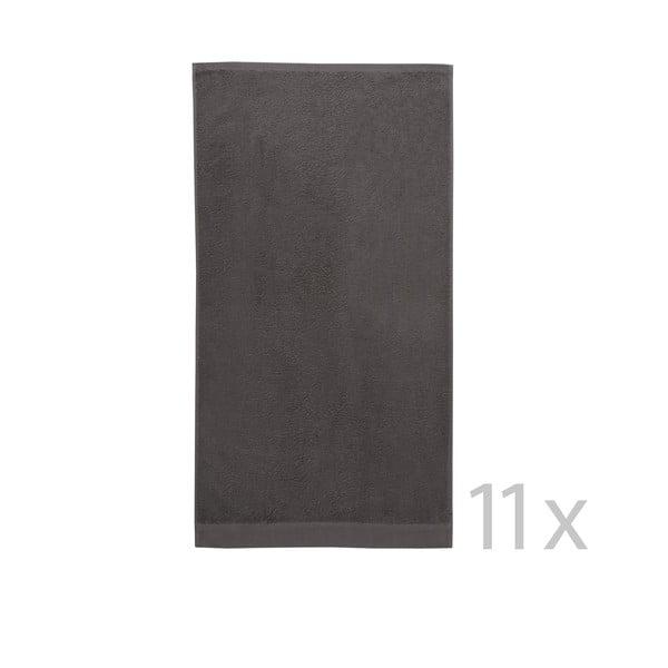 Zestaw łazienkowy Pure Basalt, 11 szt.