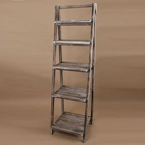 Drewniany stojak Grey Days, 47x151 cm