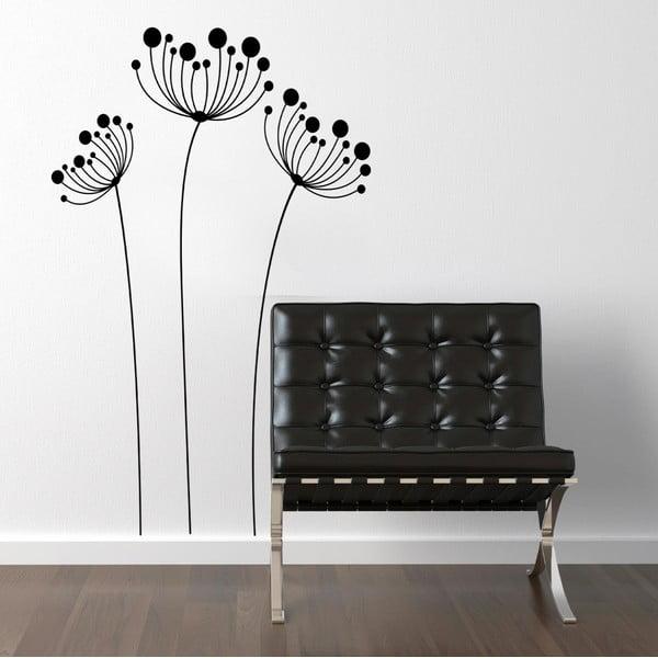 Naklejka na ścianę Roślina, 60x90 cm