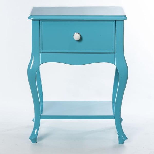 Szafka Purl Turquoise, 44x33x60 cm