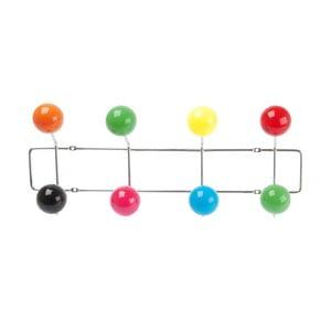 Wieszak ścienny Present Time Cosmic Balls, 48,5x19,5 cm