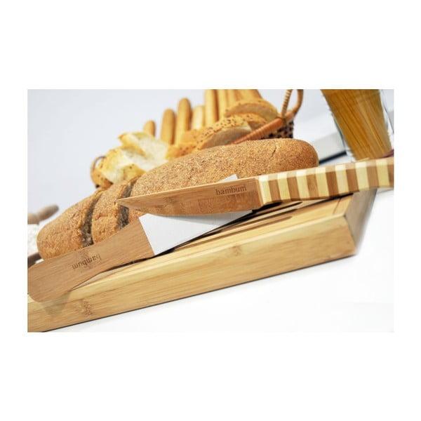 Osełka do noży bambusowych Bambum