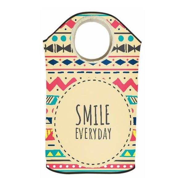 Kosz na bieliznę Smile Every Day