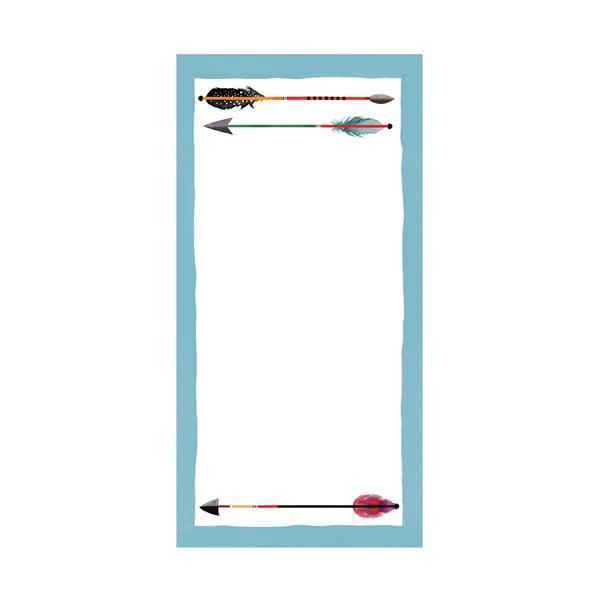 Bloczek Galison Mudpuppy Arrows