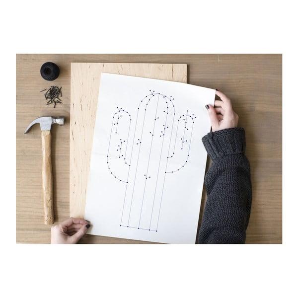 Obraz DIY Really Nice Things Cactus, 40x60 cm