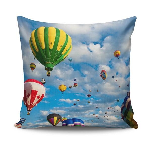 Poduszka z wypełnieniem In the Air, 45x45 cm
