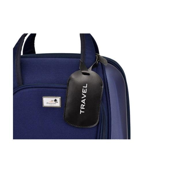 Etykieta imienna na walizkę Potiron Paris Travel