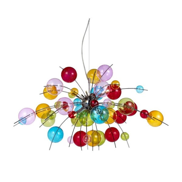 Lampa sufitowa Snow Balls Colorful