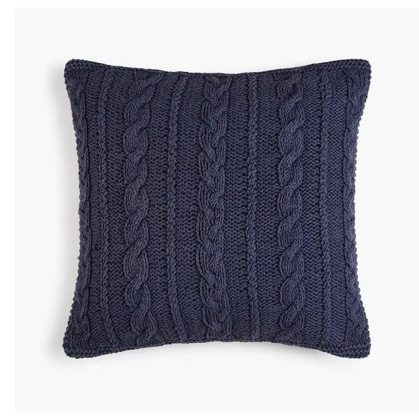Poszewka na poduszkę Laman Azul, 45x45 cm