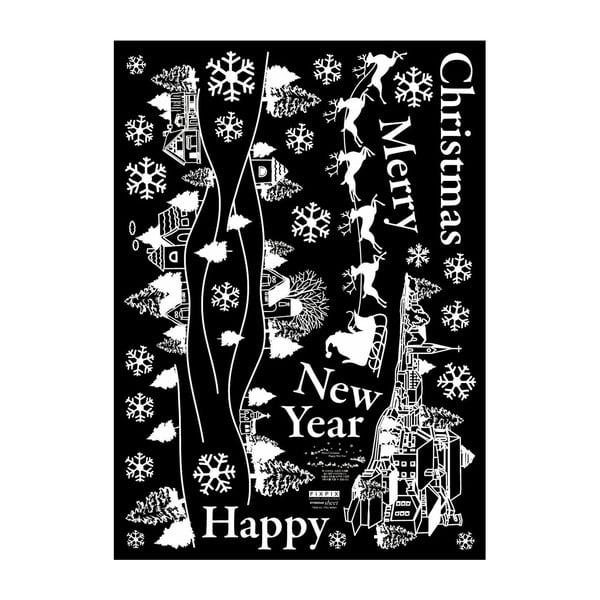Naklejka Merry Christmas