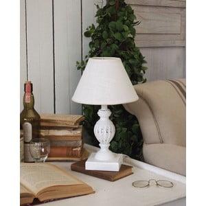 Lampa stołowa White Antique, 36 cm