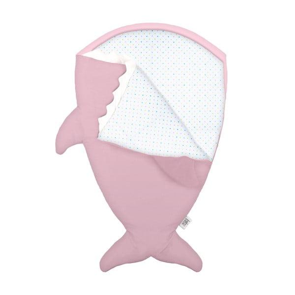 Śpiworek dla dziecka (również na lato) Pink Polka Dot
