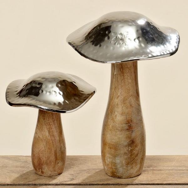 Zestaw 2 dekoracji Boltze Mushroom