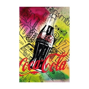 Plakat Coca Cola Colors, 61x91 cm