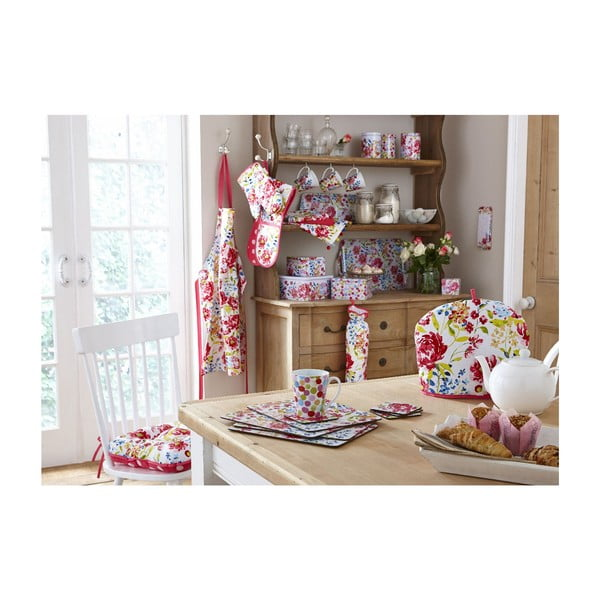 Fartuch Cooksmart England Floral Romance Wipe