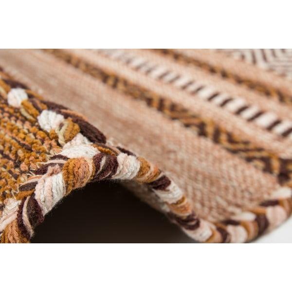 Dywan Native 325 Brown, 80x150 cm