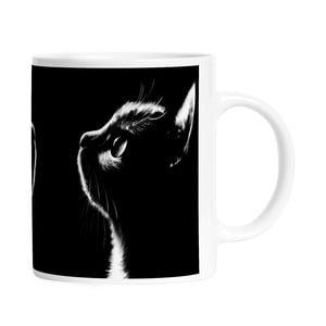 Kubek Black Shake Black Cat, 330 ml