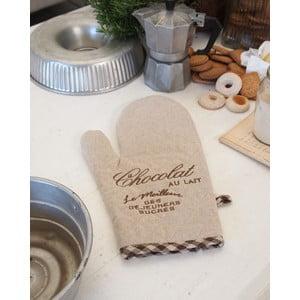 Rękawica kuchenna Chocolat Ecru