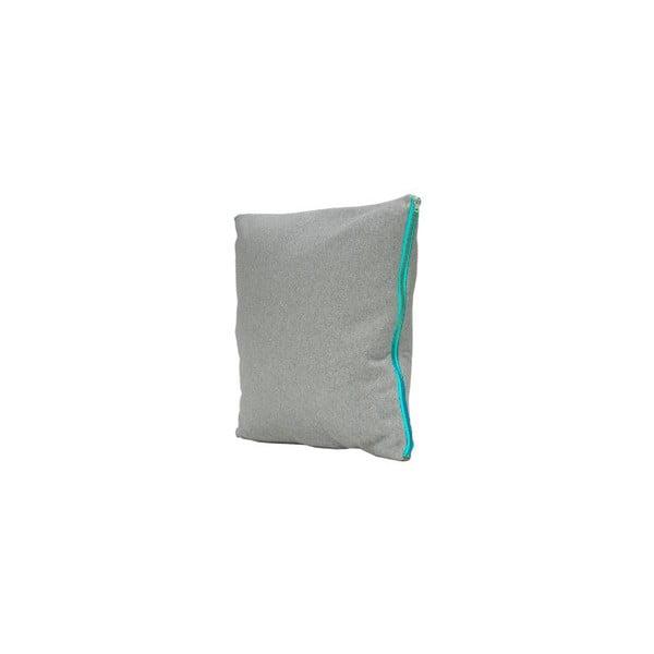 Poduszka Gris Azul, 45x45 cm