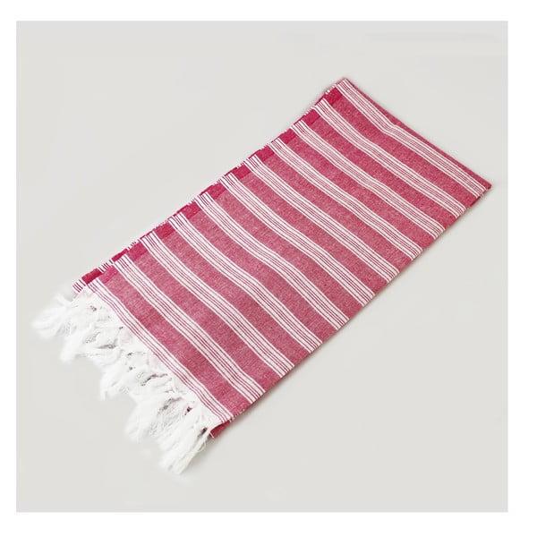 Ręcznik hammam Bath Style Pink, 100x180 cm