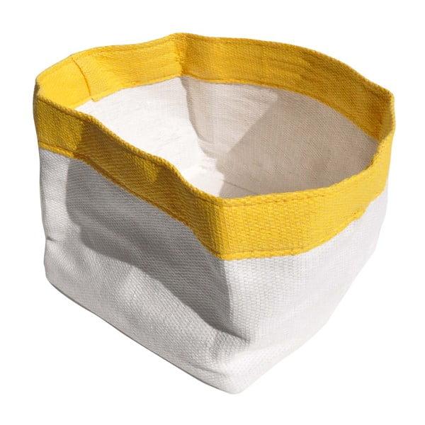Koszyk Paperline Jaune, 9x11 cm