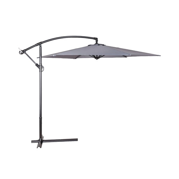 Parasol Vetro 300 cm, antracytowy