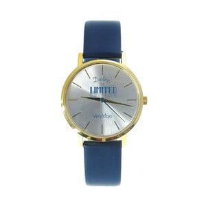 Zegarek VeryMojo Limited Edition, niebieski