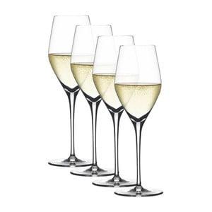 Zestaw 4 kieliszków do szampana Champagnes