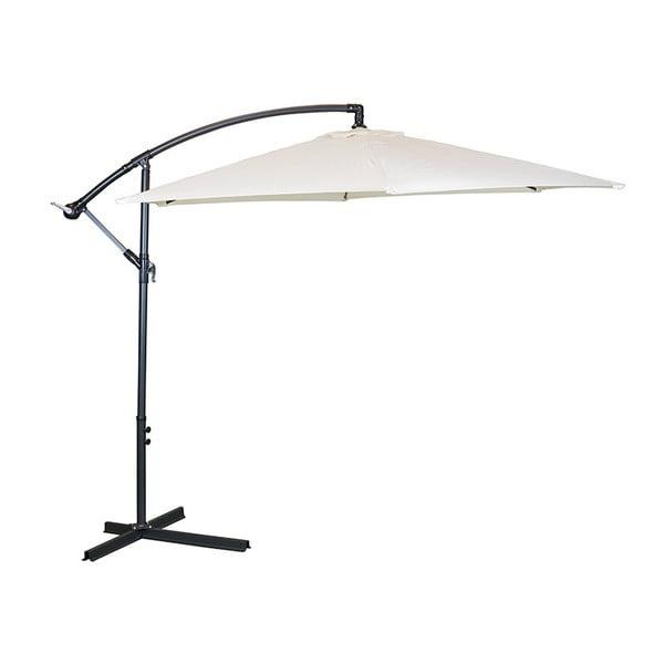 Beżowy parasol ogrodowy Santiago Pons Azad