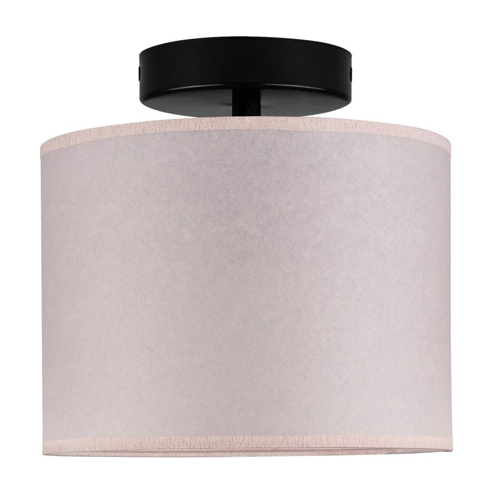 Bladoróżowa lampa sufitowa Sotto Luce Taiko