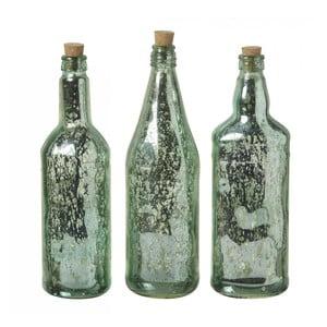 Zestaw 3 butelek Grey Gloss