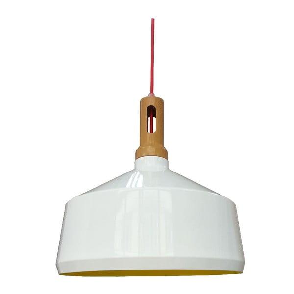 Lampa sufitowa Robinson III, biała