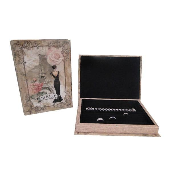 Szkatułka na biżuterię Antic Line Bijoux