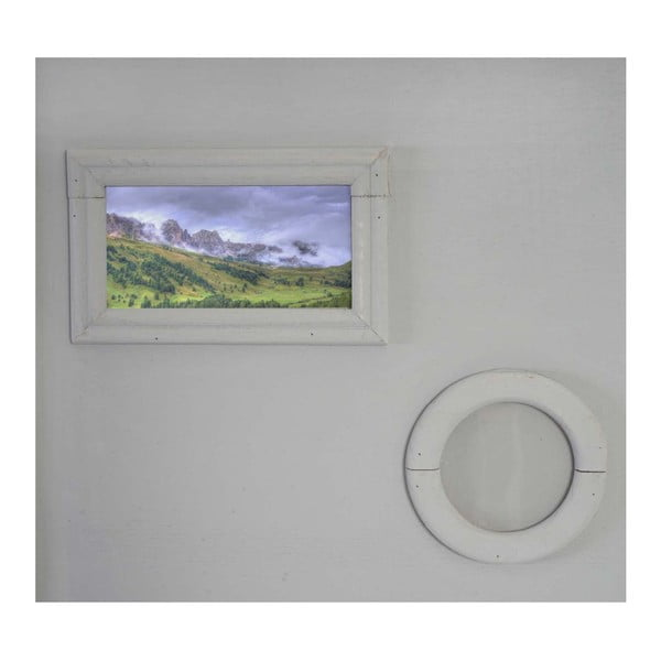 Parawan Picture Frames Grey, 161x170 cm