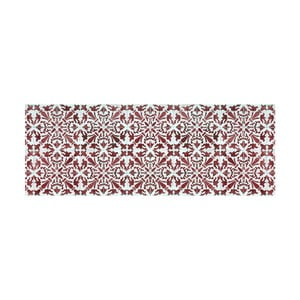 Dywan winylowy Carmen Rojo, 66x180 cm