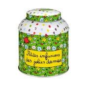 Pojemnik na herbatę Thé Vrac Jolies Dames