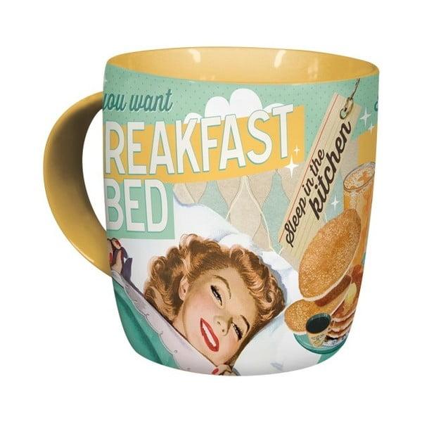 Kubek ceramiczny Breakfast, 330 ml