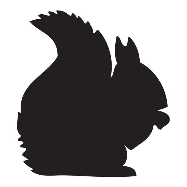 Tablica samoprzylepna z kredowym mazakiem Fanastick Squirrel