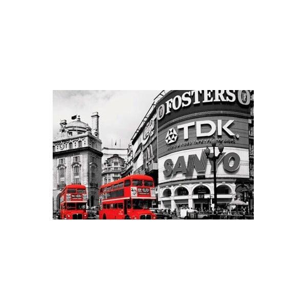 Fotoobraz London, 81x51 cm