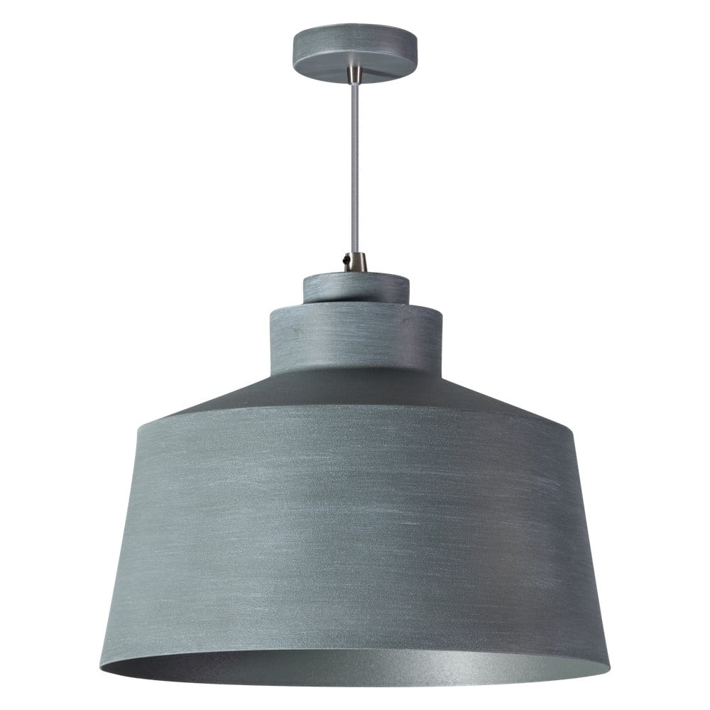 Lampa wisząca z betonu ETH Grey Nina