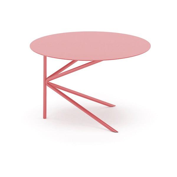 Stolik MEME Design Twin Basso Rosa Quarzo