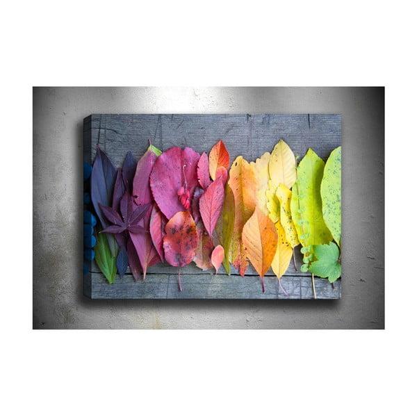 Obraz Tablo Center Autumn Palette, 100x70 cm