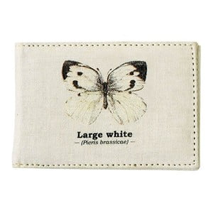 Etui na paszport Gift Republic White Butterfly