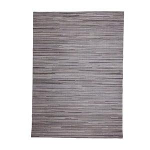 Dywan skórzany Instant Grey, 140x200 cm